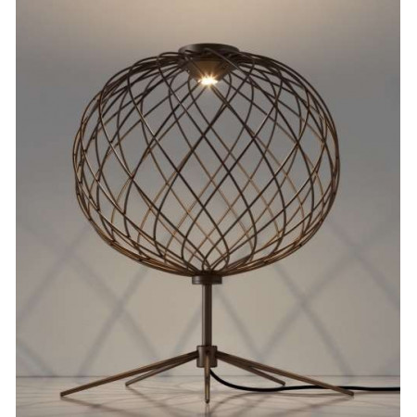 Penelope T1 Table lamp in metal