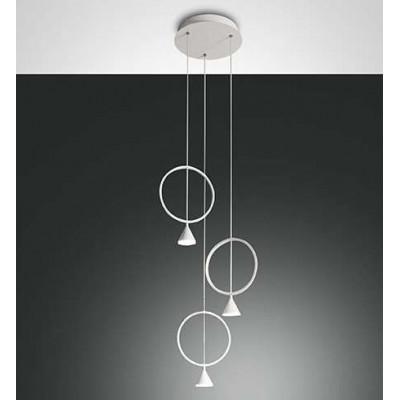 Sirio 3 tondo lampada a...