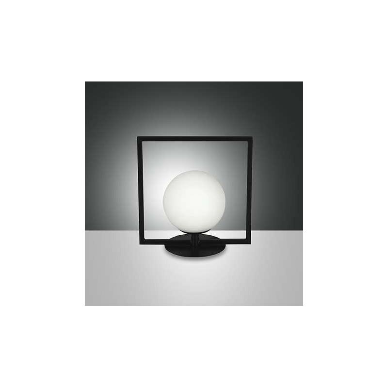 Sirio quadrato lampada da tavolo