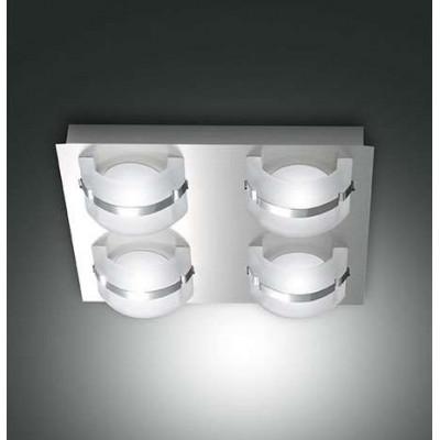 Niside 4 Ceiling lamp metal...