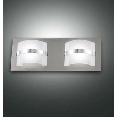 Niside 2 Wall lamp metal...