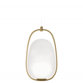 Lannà Suspension lamp opal...