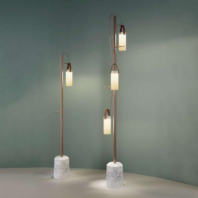 Galerie Large lampe de...