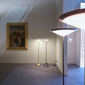 Narciso Floor lamp metal...