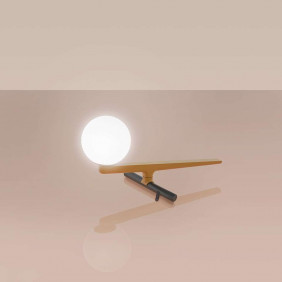 Yanzi Table lamp white...