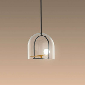 Yanzi Suspension lamp white...