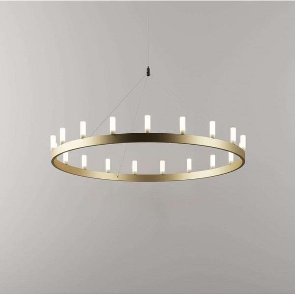 Chandelier diam.150 lampada a sospensione 40W E14