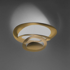 Artemide, PIRCE MINI SOFFITTO, Plafone