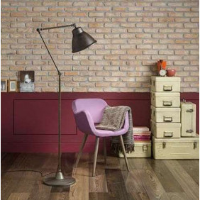 Il Fanale,Floor, LOFT FLOOR C/SNODO 1 LIGHT