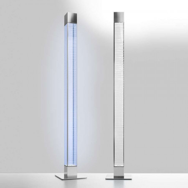 Mimesi Floor lamp methacrylate body