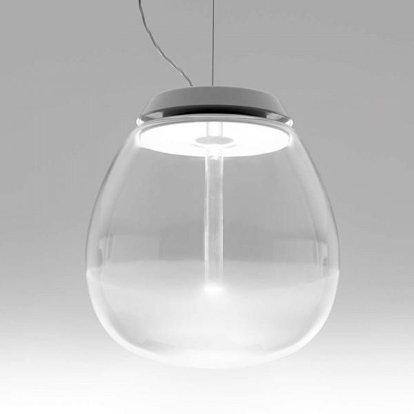 Empatia 36 Suspension lamp glass diffuser Led 24W 3000K