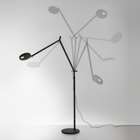 Demetra Reading Floor lamp...