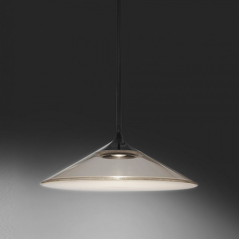 Orsa 35 Suspension lamp methacrylate