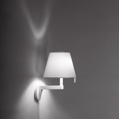 Melampo lampada da parete diffusore in