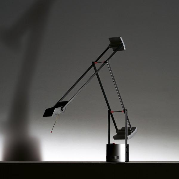 Tizio Micro lampada da tavolo in policarbonato verniciato 20W G4