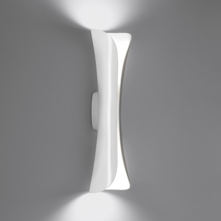 Cadmo Led Wall lamp body in painted steel