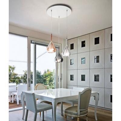 Structure de la lampe à...