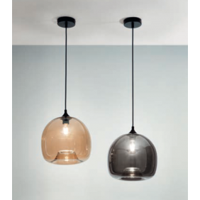Maia Suspension lamp black...