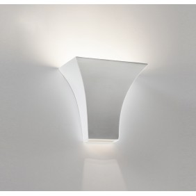 2013 Wall lamp in plaster...