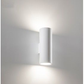 2184 Wall lamp in plaster