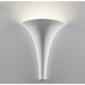 2185 Wall lamp in plaster...