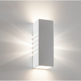 2202 Wall lamp in plaster