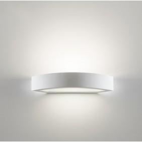 2293 Wall lamp in plaster...