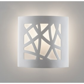 2325 Wall lamp in plaster