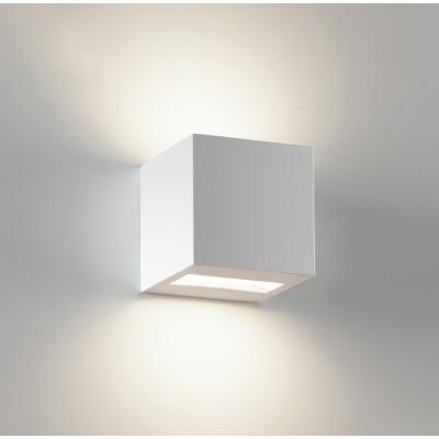 2336B Wall lamp in plaster...