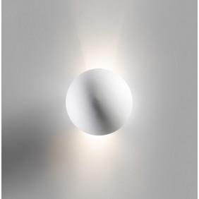 2350 Wall lamp in plaster