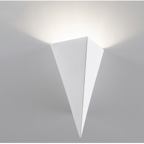 2382 Wall lamp in plaster