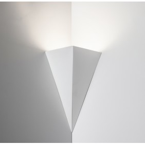 2396 Wall lamp angular in...