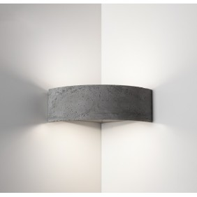 2489B Wall lamp angular in...