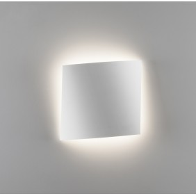 2493D Wall lamp in plaster...