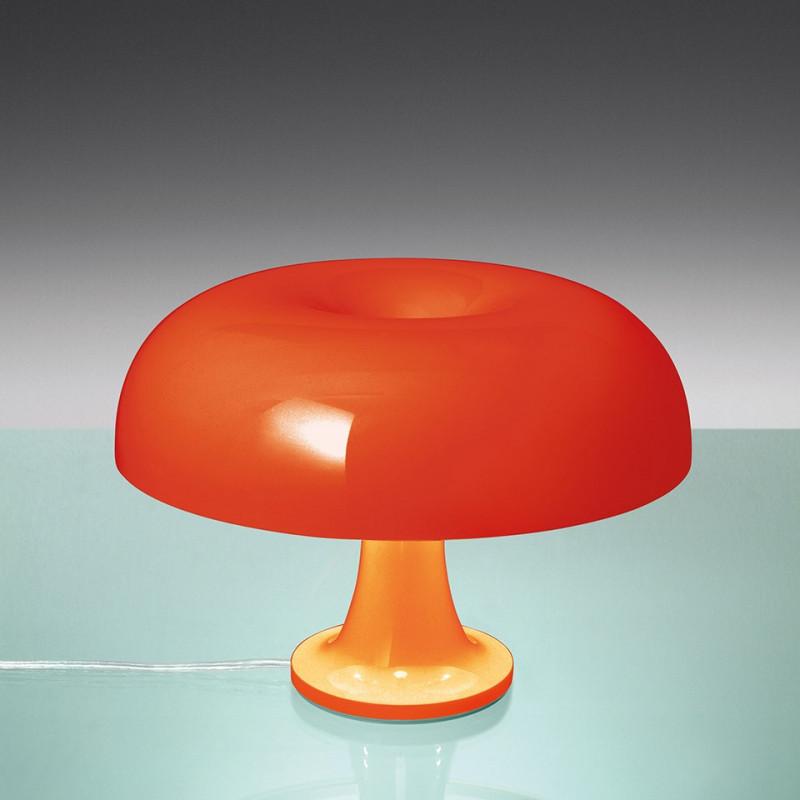 Lampada da tavolo artemide nessino in policarbonato 20w e14 - Tavolo policarbonato ...