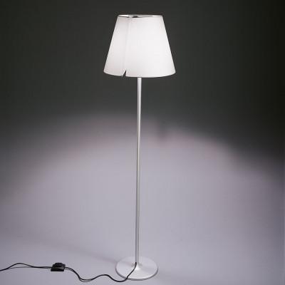 Diffuseur de lampadaire Melampo en satin
