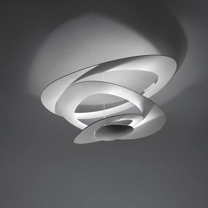 Plafonnier Pirce en aluminium peint