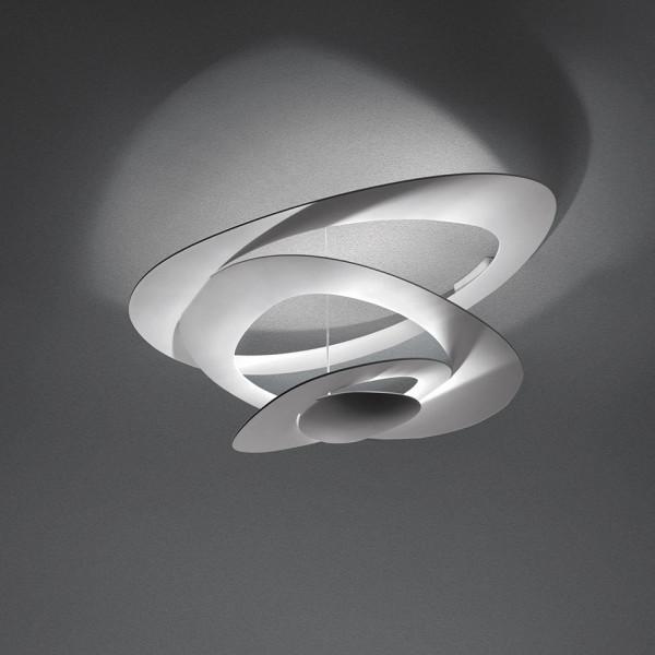 Pirce Ceiling lamp in painted aluminum