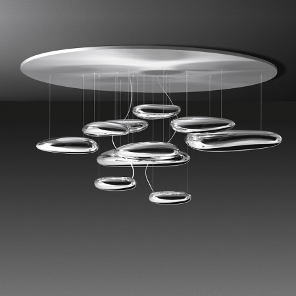 Mercury lampada da soffitto