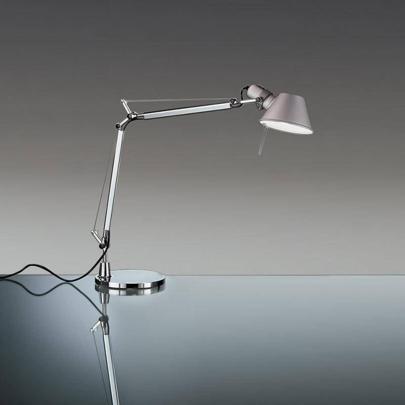 Lampada da tavolo artemide tolomeo mini halo vellini - Lampada da tavolo tolomeo ...