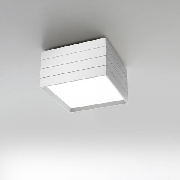 Groupage 32 lampada da soffitto corpo in estruso di alluminio verniciato Led 23W 3000K