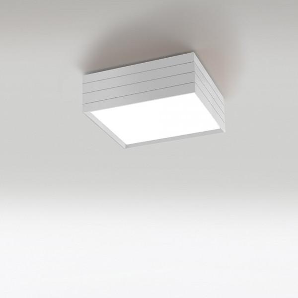 Groupage 45 lampada da soffitto corpo in estruso di alluminio verniciato Led 40W 3000K