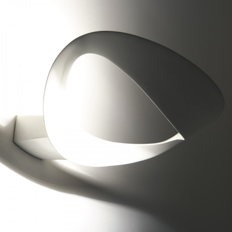 Mesmeri Halo Wall lamp white color 230W