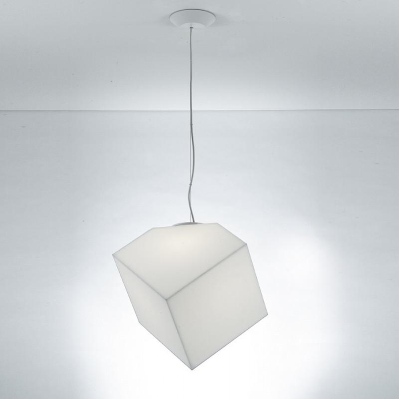 Edge 30 Suspension lamp IP65 diffuser in