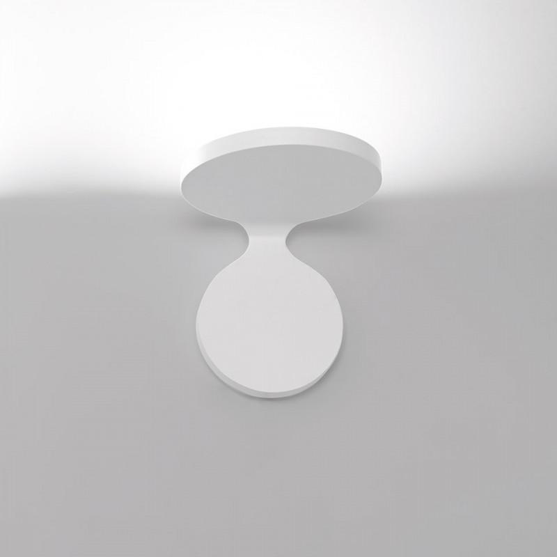 Rea 17 lampada da parete in alluminio