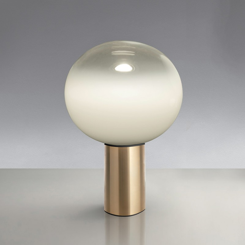 Laguna 16 Table lamp diffuser in blown