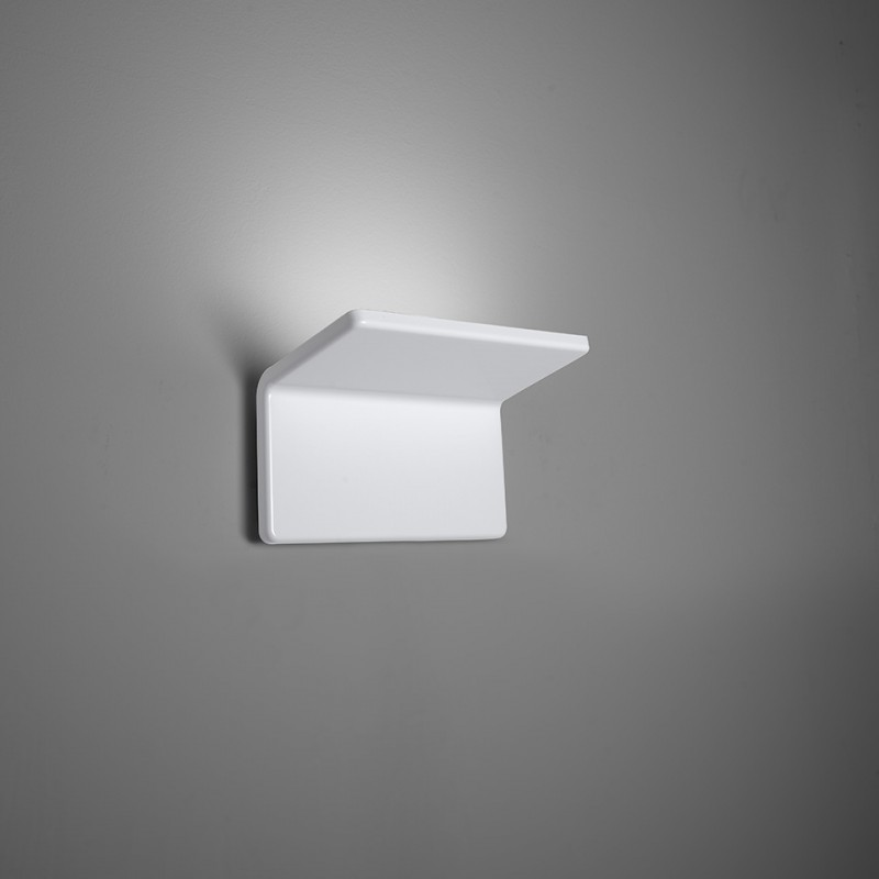 Cuma 20 Wall lamp white painted