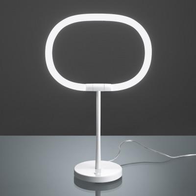Halo lampada da tavolo base...