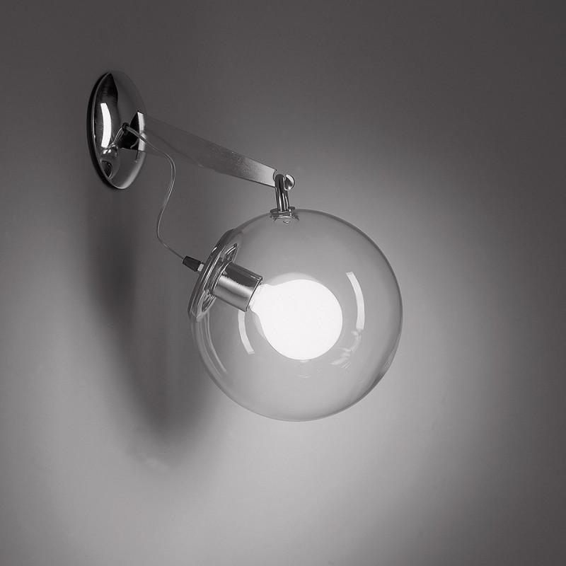 Miconos lampada da parete diffusore in