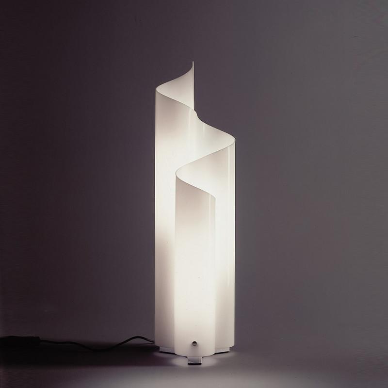 Mezzachimera Table lamp in opal
